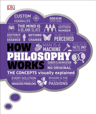 How Philosophy Works: The Concepts Visually Explained (How Things Work) Cover Image