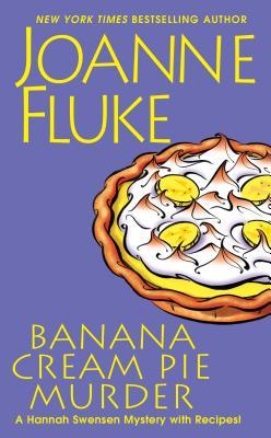 Banana Cream Pie Murder (Hannah Swensen Mysteries) Cover Image
