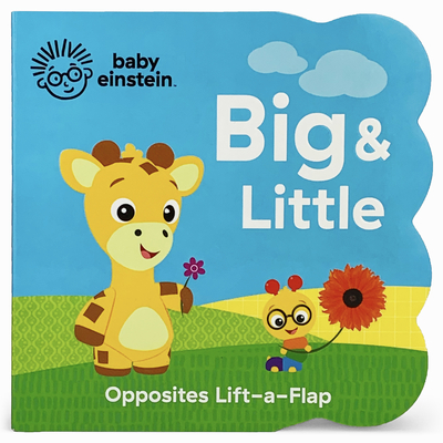 Big and Little (Baby Einstein) Cover Image