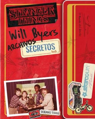 Stranger Things. Archivo secreto de Will Byers Cover Image