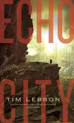 Echo City Cover