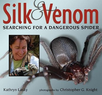 Silk & Venom Cover