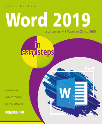 Word 2019 in Easy Steps Cover Image