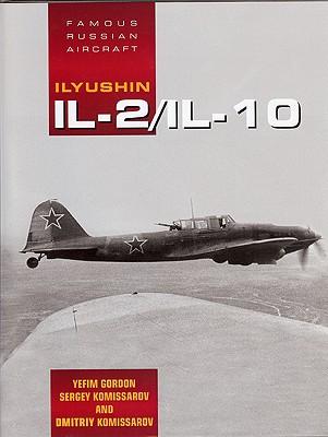 Famous Russian Aircraft: Ilyushin Il-2 Cover Image