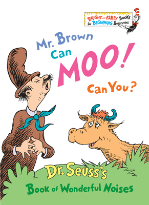 Mr. Brown Can Moo! Can You? Cover Image