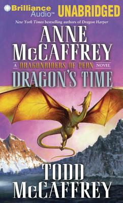 Dragon's Time (Dragonriders of Pern #23) Cover Image