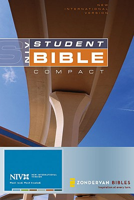 Student Bible-NIV-Compact Cover Image