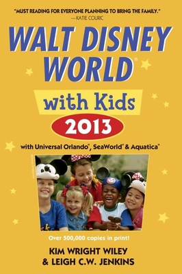 Fodor's Walt Disney World with Kids 2013 Cover