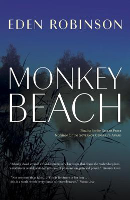 Monkey Beach Cover Image