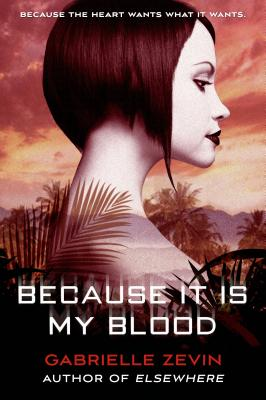 Because It Is My Blood (Birthright (Square Fish) #2) Cover Image