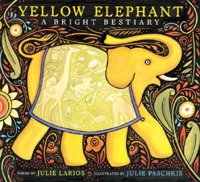 Yellow Elephant Cover