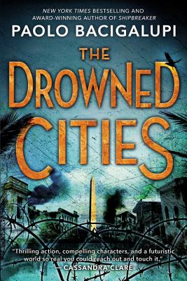 The Drowned Cities Cover Image