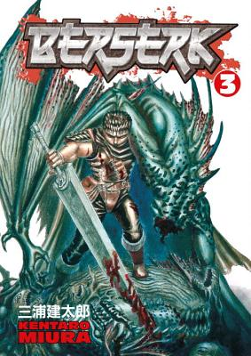 Berserk, Vol. 3 cover image