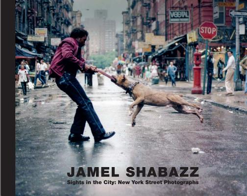 Jamel Shabazz: Sights in the City, New York Street Photographs Cover Image