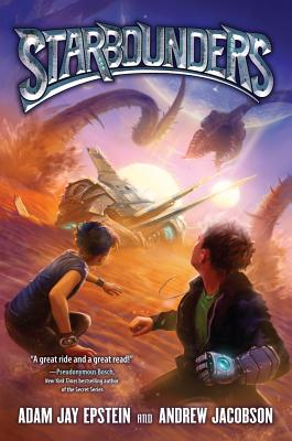 Starbounders Cover Image