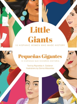 Little Giants =: Pequeanas Gigantes Cover Image