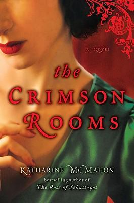 The Crimson Rooms Cover
