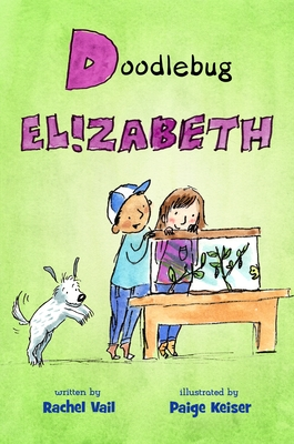Doodlebug Elizabeth (A Is for Elizabeth #4) Cover Image