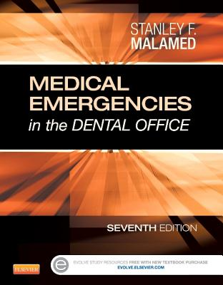 Medical Emergencies in the Dental Office Cover Image