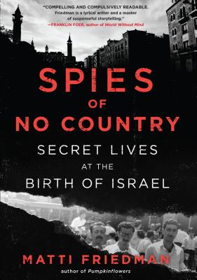 Spies of No Country cover image