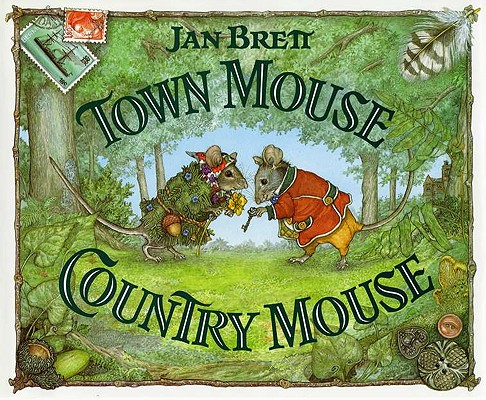 Town Mouse Country Mouse Cover