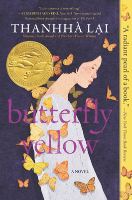 Butterfly Yellow Cover Image