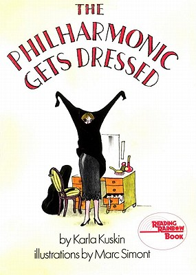 Cover for The Philharmonic Gets Dressed