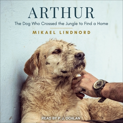 Arthur Lib/E: The Dog Who Crossed the Jungle to Find a Home Cover Image
