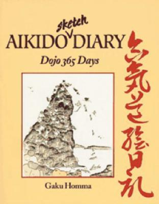 Cover for Aikido Sketch Diary
