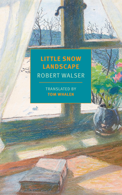 LITTLE SNOW - By Robert Walser
