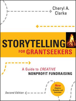 Storytelling for Grantseekers Cover