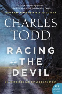 Racing the Devil: An Inspector Ian Rutledge Mystery (Inspector Ian Rutledge Mysteries #19) Cover Image