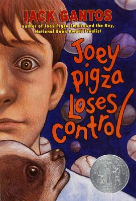 Joey Pigza Loses Control Cover