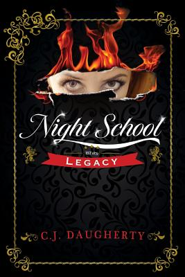 Night School Legacy Cover Image
