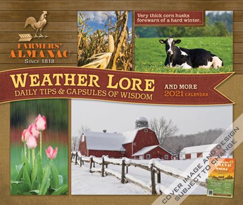 Farmers' Almanac 2021 Box Cover Image
