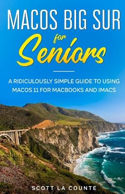 MacOS Big Sur For Seniors Cover Image
