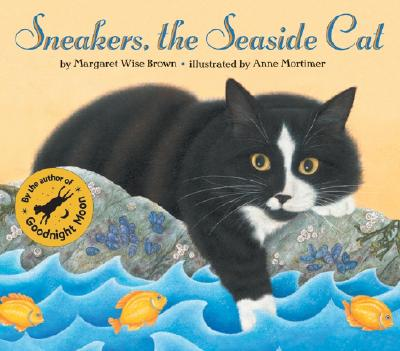Sneakers, the Seaside Cat Cover