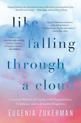 Like Falling Through a Cloud: A Lyrical Memoir Cover Image