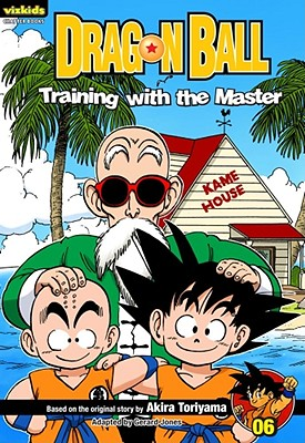 Dragon Ball: Chapter Book, Vol. 06 cover image