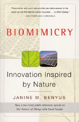 Biomimicry: Innovation Inspired by Nature Cover Image