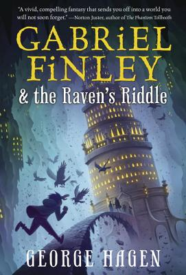 Gabriel Finley and the Raven's Riddle Cover Image
