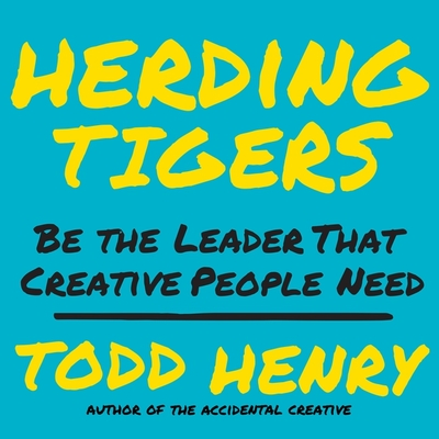 Cover for Herding Tigers