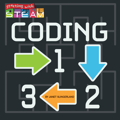 Cover for Coding 1, 2, 3