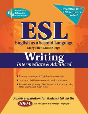 ESL Intermediate/Advanced Writing (English as a Second Language) Cover Image
