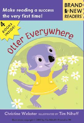 Otter Everywhere Cover