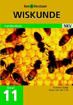 Study and Master Mathematics Grade 11 Learner's Book Afrikaans Translation Cover Image