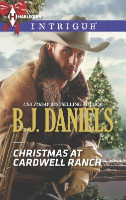 Christmas at Cardwell Ranch Cover