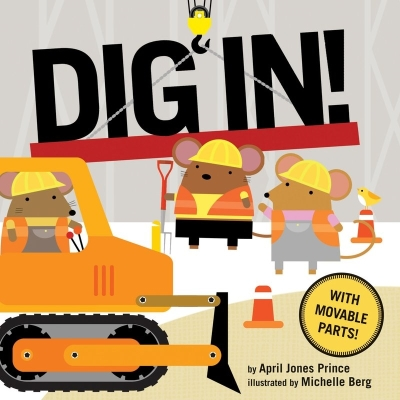 Dig In! Cover