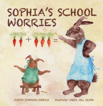 Sophia's School Worries Cover Image