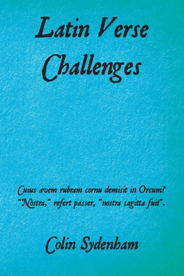 Latin Verse Challenges Cover Image